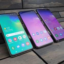 Samsung Galaxy S10 и Galaxy S10+: первые живые фото, характеристики