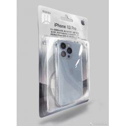 Коробка iPhone 13 осталась не только без зарядного устройства, но и без упаковочной плёнки. Apple предложили ещё более дешёвый вариант