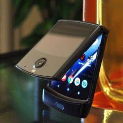 Анонсированную модель Motorola RAZR 2019 года продемонстрировали на снимках