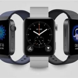 Xiaomi показала, на что способны смарт-часы Mi Watch