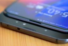 Компания Sony разработала безрамочный телефон с выдвижной конструкцией где будут спрятаны стереодинамики.