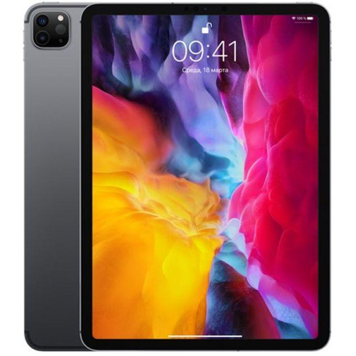 "Apple iPad Pro M1 2021 11"" 256GB 5G MHW73 (серый космос)"