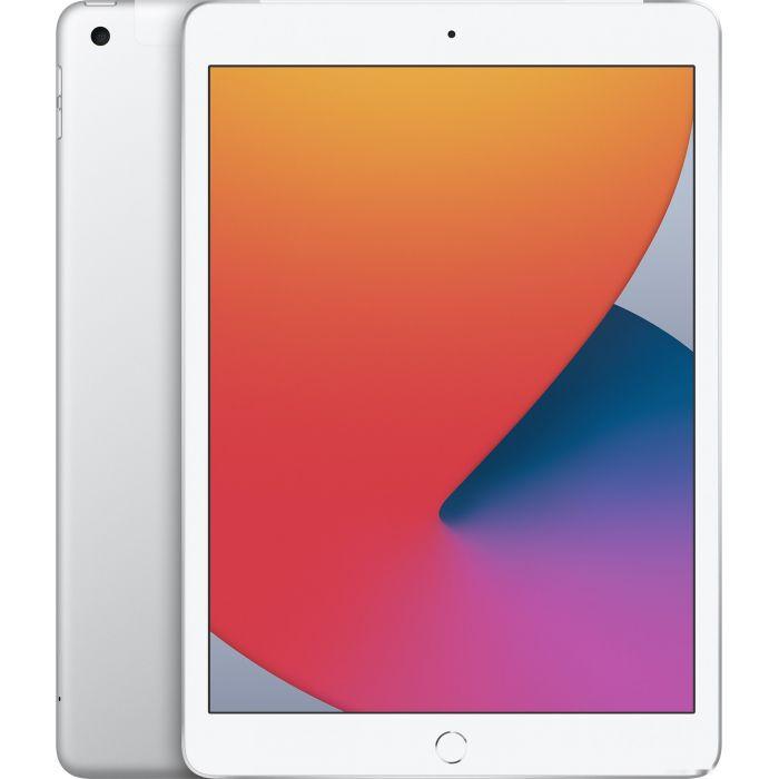 """Apple iPad 10.2"""" 2020 32GB LTE MYMJ2 (серебристый)"""