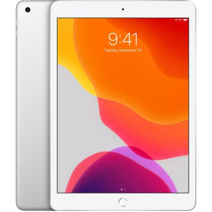 "Apple iPad 10.2"" 128GB LTE MW6F2 (серебристый)"