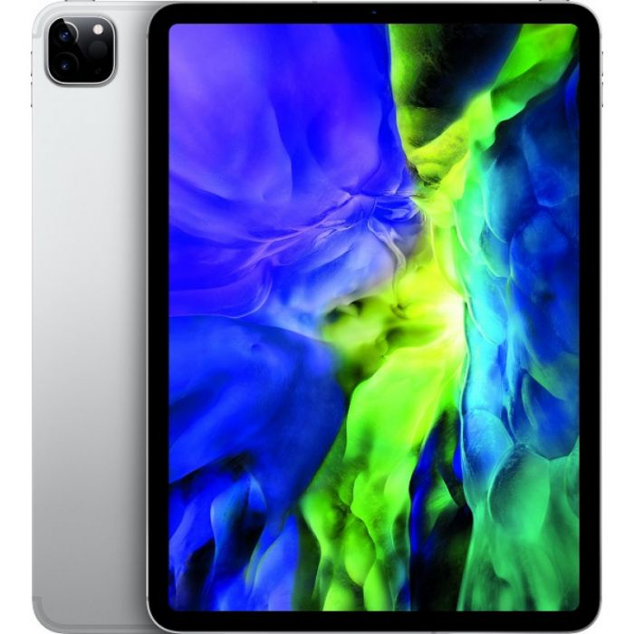 "Apple iPad Pro 11"" 2020 128GB LTE MY2W2 (серебристый)"