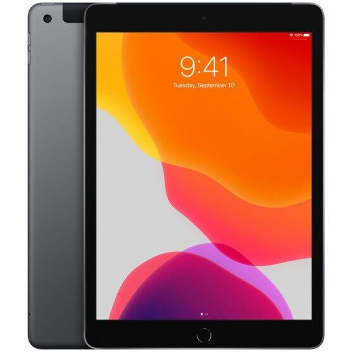 "Apple iPad 10.2"" 32GB LTE MW6A2 (серый космос)"