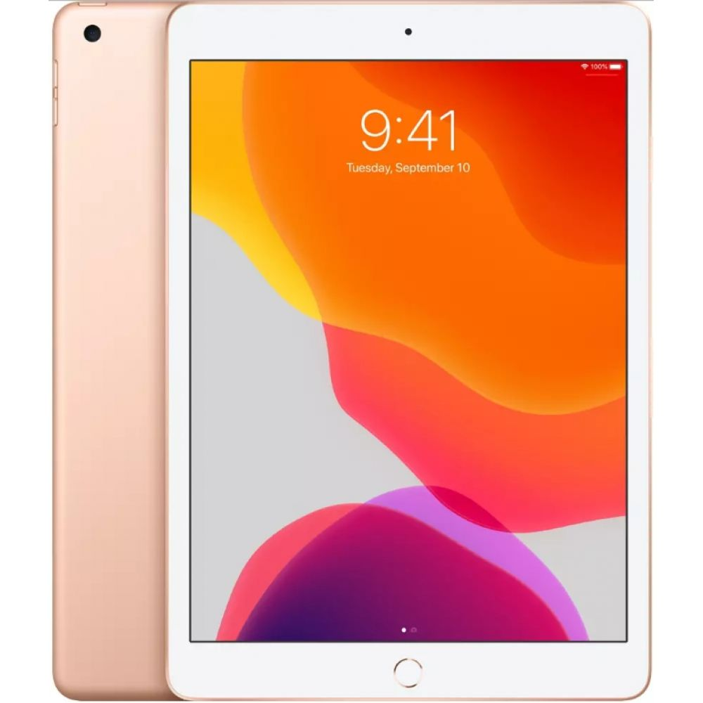 """Apple iPad 10.2"""" 128GB MW792 (золотистый)"""