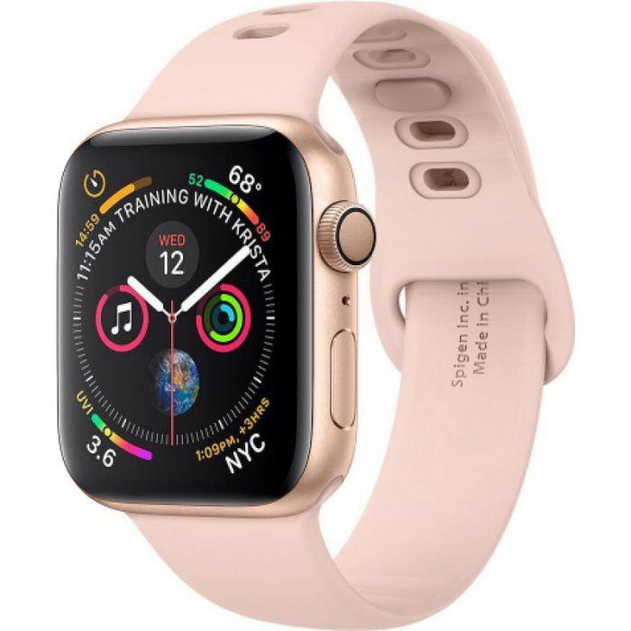 Apple Watch Series 6 40 мм (сталь золотистый) (M06W3)
