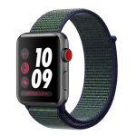 Apple Watch Series 3 Nike 38 (Space Gray/Black) (MQLA2)