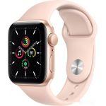 Apple Watch SE 40 мм (алюминий золотистый/розовый песок) (MYDN2)