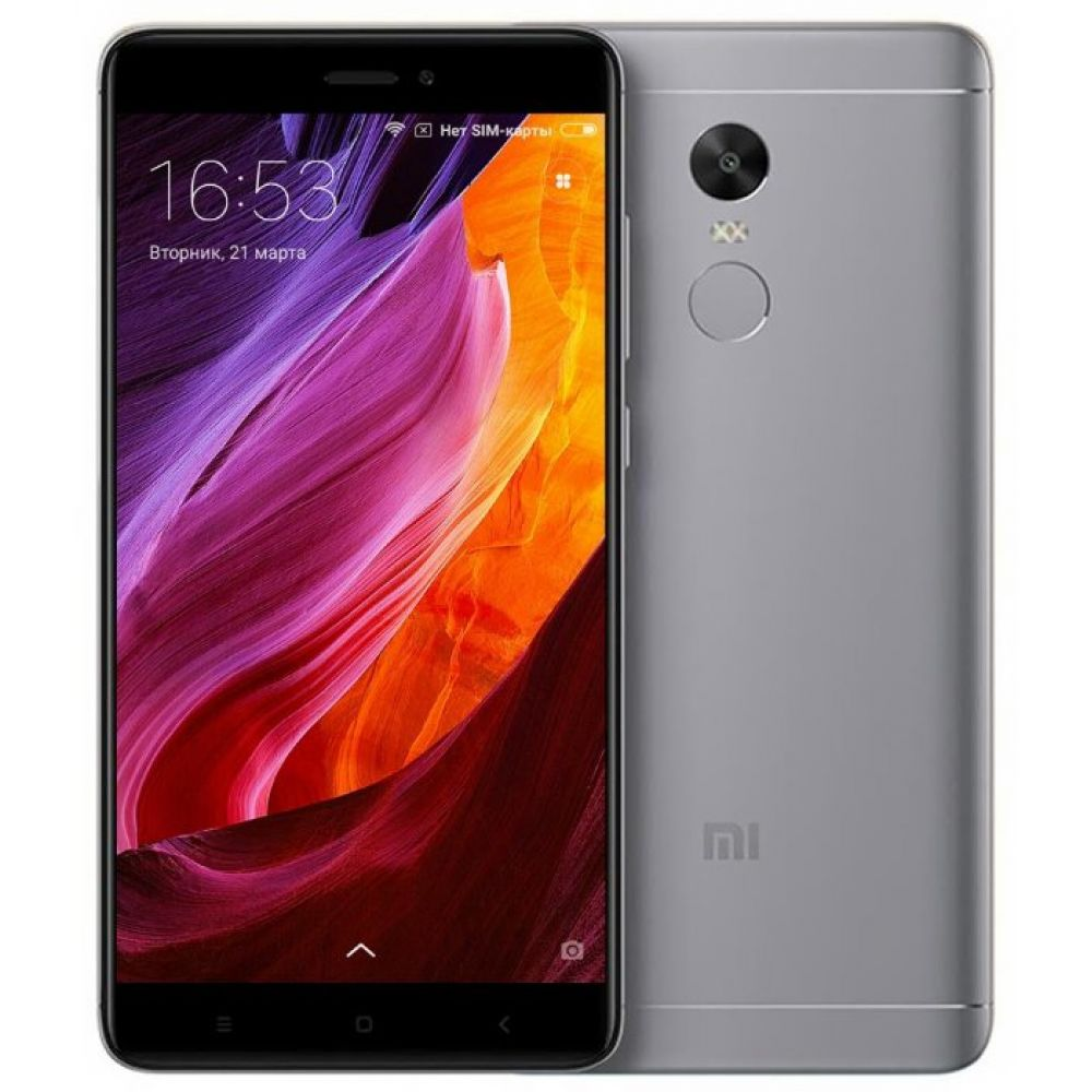 Xiaomi Redmi Note 4X 64Gb (Mediatek)