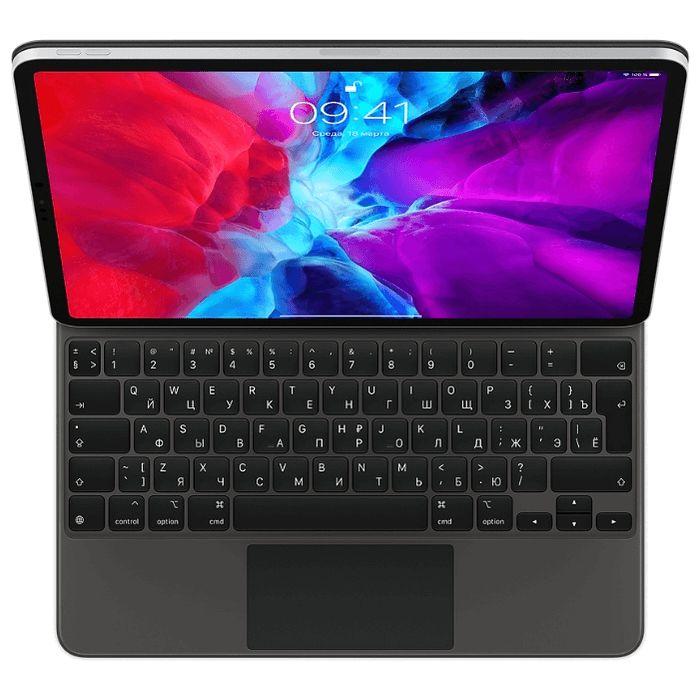 "Клавиатура Apple Magic Keyboard для iPad Pro 12,9"" (2020) (MXQT2)"